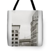 The Beauty Of New York Tote Bag