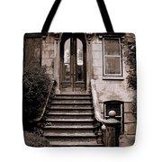 Brooklyn Stoop Tote Bag