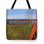 Brooklyn's Barclays Tote Bag