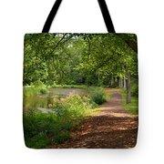 Brookside Garden Walk Tote Bag