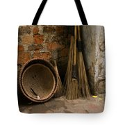 Brooms   #0112 Tote Bag