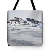 Brown Bluff, Antarctica Tote Bag