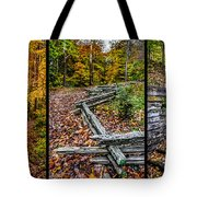 Brown County Park Tote Bag