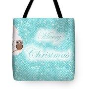 Christmas Card 7 Tote Bag
