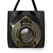 Brownie Autographic No. 3-a - D008931 Tote Bag by Daniel Dempster