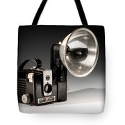 Brownie Hawkeye Tote Bag