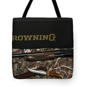 Browning Bps Shotgun  Tote Bag