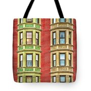 Brownstone Beauty Tote Bag