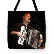 Bruce Hornsby Tote Bag