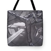 Bruce Lee Is Kato   1 Tote Bag by Sean Connolly