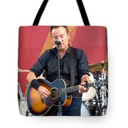 Bruce Springsteen 11 Tote Bag