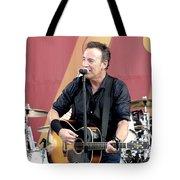 Bruce Springsteen 12 Tote Bag