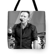Bruce Springsteen 13 Tote Bag