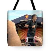 Bruce Springsteen 15 Tote Bag