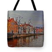 Bruggas Morning Tote Bag
