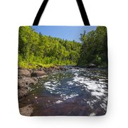 Brule River 1 Tote Bag