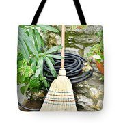 Brush Tote Bag