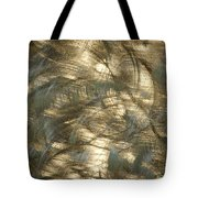 Brushed Metal  Tote Bag