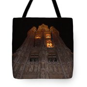 Brussels Town Hall Tote Bag