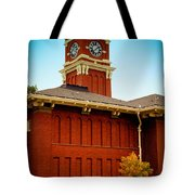 Bryan Hall At Washington State University Tote Bag
