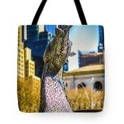 Bryant Park Kelpy Too Two Tote Bag by John Jack