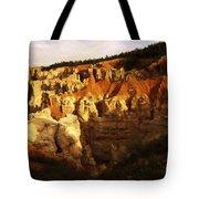 Bryce Canyon 3 Tote Bag