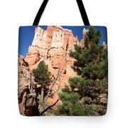 Bryce Canyon Fins Tote Bag