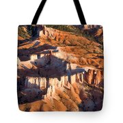 Bryce Canyon From The Air Tote Bag