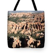 Bryce Canyon Hoodoos And Fins Tote Bag
