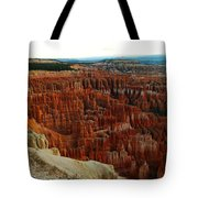 Bryce Canyon In The Afternoon Tote Bag