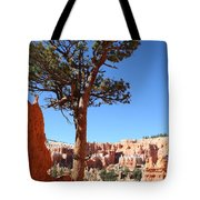 Bryce Canyon Pine Tote Bag