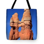 Bryce Canyon Rock Formation Tote Bag