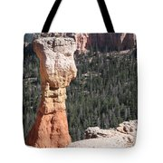 Interesting Bryce Canyon Rockformation Tote Bag