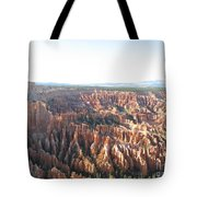 Bryce Canyon Scenic Overlook Tote Bag