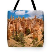 Bryce Canyon Spirals 2 Tote Bag