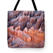 Bryce Canyon Sun Rising Tote Bag
