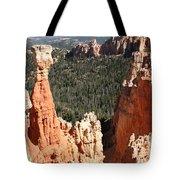 Bryce Canyon - Thors Hammer Tote Bag