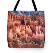 Bryce Canyon Utah Views 508 Tote Bag