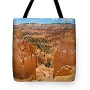 Bryce Canyon Valley Walls Tote Bag