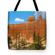 Bryce Canyon Walls Tote Bag