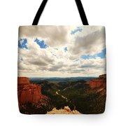 Bryce Horizon Tote Bag
