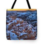 Bryce Sunburst Tote Bag