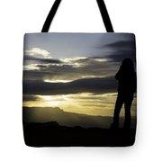 Bryce Sunrise Tote Bag