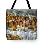 Bryce Winter Morning Tote Bag