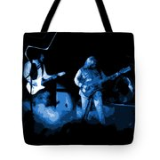 Bto In Spokane 1976 Blue Art Tote Bag