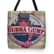 Bubba Gump Shrimp Co. Tote Bag