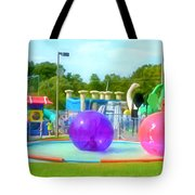 Bubble Ball 4   Tote Bag