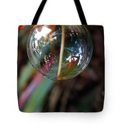 Bubble Cocoon         Tote Bag by Kaye Menner