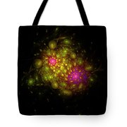 Bubble Core  Tote Bag