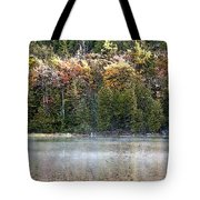 Bubble Pond Acadia National Park Tote Bag